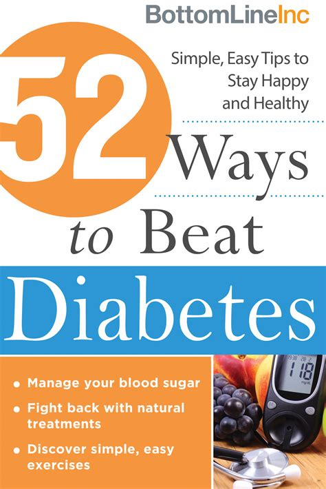 Beat A Healthy by 52 Ways To Beat Diabetes Newsouth Books