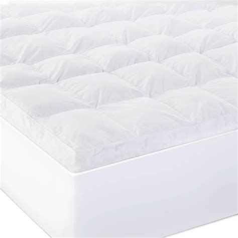 Best Fiberbed Mattress Topper by Isolus Alternative Fiber Bed Mattress Topper