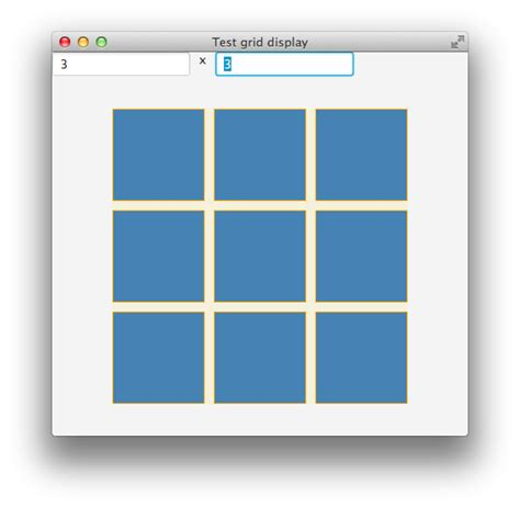 Javafx Layout Elements | java dynamically add elements to a fixed size gridpane