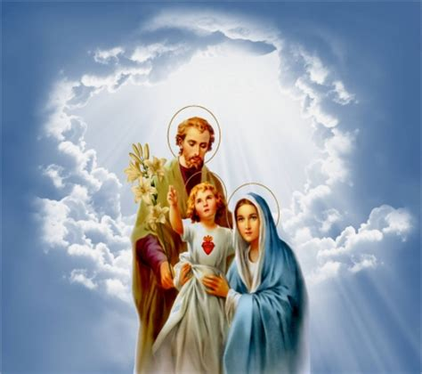 holy family jesus christ, the lord wallpapers and images