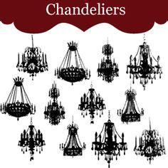 Chandelier Photoshop Brushes Melonheadz Clipart