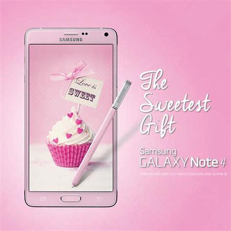 Samsung Note 4 Edge Merah samsung mula menawarkan galaxy note 4 dengan variasi warna