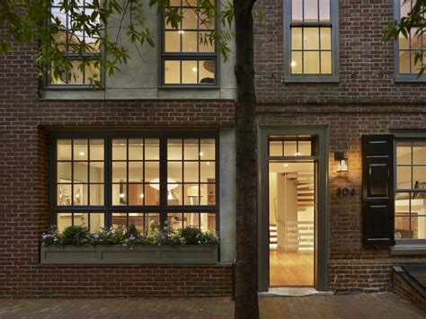 addition contemporary exterior philadelphia by rasmussen su architects