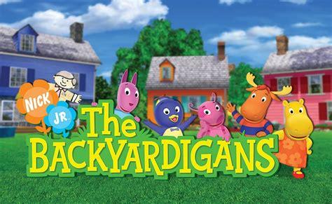 the backyard agains the backyardigans kidz showz