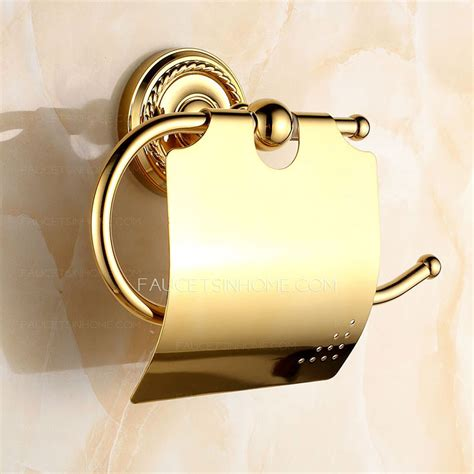 luxury toilet paper holder luxury bathroom brass toilet paper roll holders