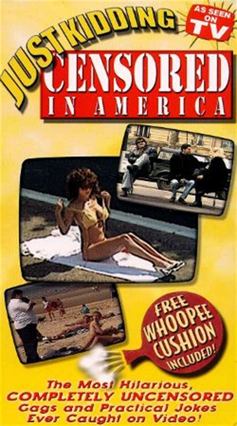 just kidding: censored in america (1999) | synopsis
