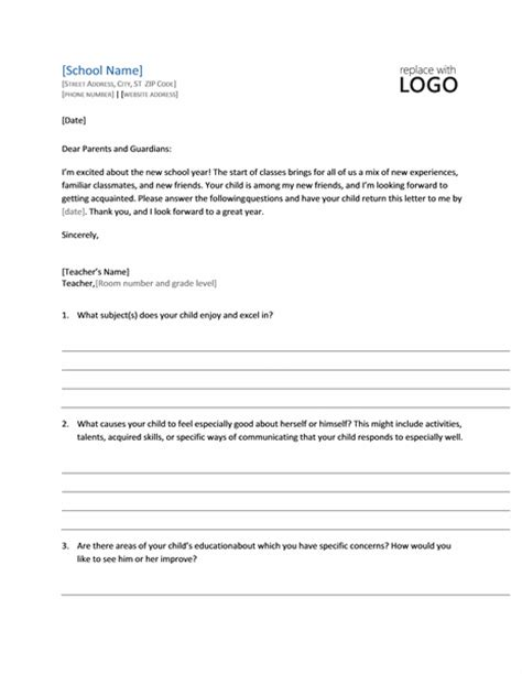 request for template microsoft word student profile letter request form template microsoft