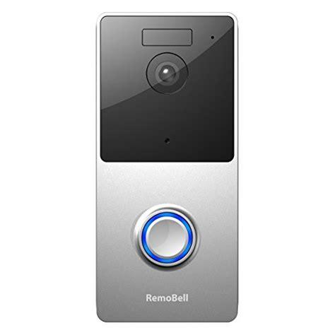 doorbell with and wifi best smart doorbell with