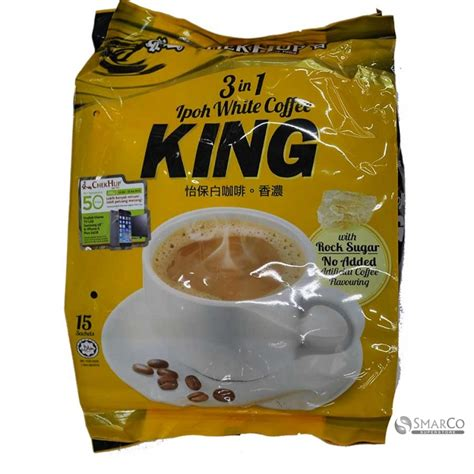 Chek Hup Ipoh White Coffee 2 In 1 detil produk chek hup 3 in 1 ipoh white coffee king 2 sachet 15x40 gr 9556854006039