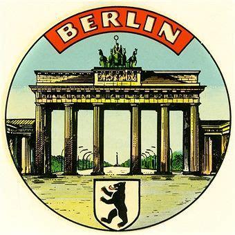 Koffer Sticker Berlin by Die Besten 25 Kofferaufkleber Ideen Auf