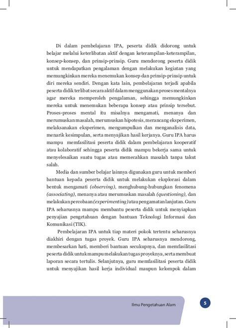 Ipa Fisika Untuk Smp Mts Kelas Vii Kurikulum 2013 Jilid 1 buku pegangan guru ipa smp mts kelas 7 kurikulum 2013 edisi revisi 20