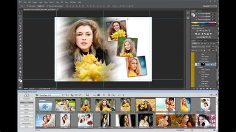 photo template software album design 6 template creation albumds smart album