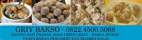 agen bakso daging sapi surabaya 0822 4500 5088 jual