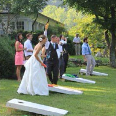 backyard wedding games outdoor wedding game wedding ideas pinterest