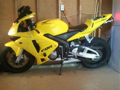 2003 honda cbr for sale 2003 honda cbr 600rr 600rr motorcycle from iron ridge wi