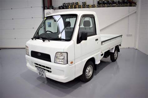 mini cer van used 2005 subaru sambar 660cc 4wd mini van pick up for