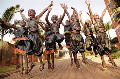 African Children's Choir to sing and dance on the