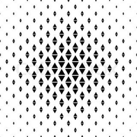 triangle hatch pattern repeating black and white abstract triangle pattern