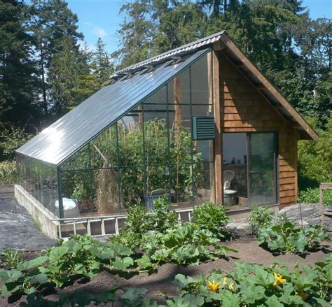 garden shed greenhouse plans 110 best images about passive solar passive house on