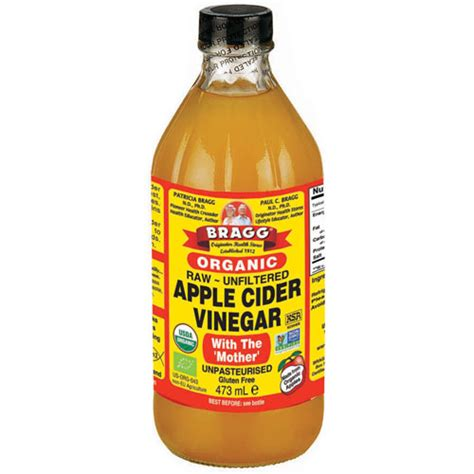 apple cider vinegar bragg bragg apple cider vinegar with the mother 473mluk supplier