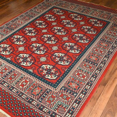 beaulieu area rugs quot bokhara quot area rug from the cameo collection by beaulieu ebth