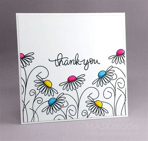 thank you card designs best 25 thank you cards ideas on pinterest thank you
