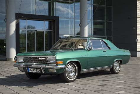 opel diplomat v8 coupe a 1965 67