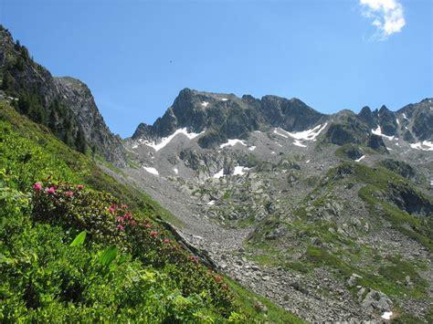 Mont Blanc 6820 3 lac vert 2150m randonn 233 e belledonne
