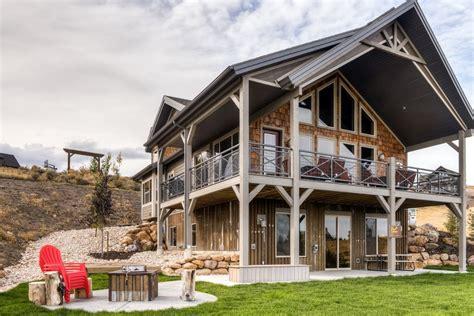 big lake cabin rental spectacular expansive newly built 5br lake cabin vrbo