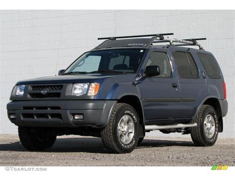 2000 nissan xterra 4x4 northwest motorsport denim blue metallic 2000 nissan xterra se v6 4x4 exterior photo 58011500 gtcarlot com
