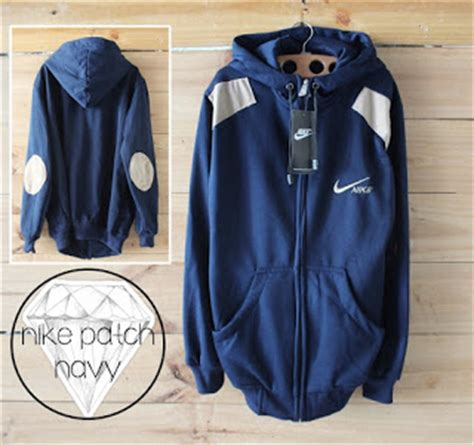 Jaket Distro Sweater Hoodie Marshmello Simple Keren nike patch navy rmtwo store