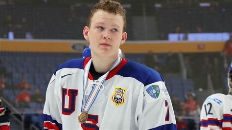 Brady Tkachuk Nhl Draft 2018 Brady Tkachuk Right There As Possible