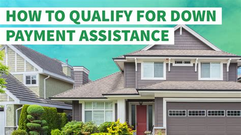 how to get down payment assistance on a fha home loan how to qualify for down payment assistance gobankingrates