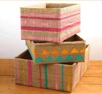decorar cajas de carton con hilo 4 formas de como forrar una caja de zapatos para
