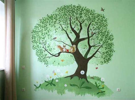 modern interior decorating ideas incorporating tree