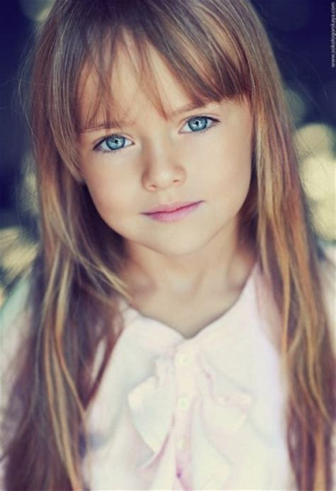 The most beautiful girl in the world - Kristina Pimenova ... Most Beautiful Russian Women In The World