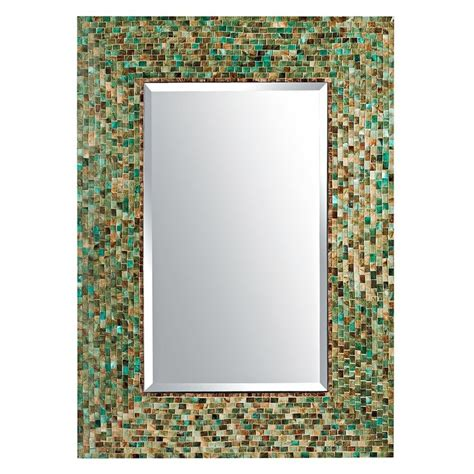 bathroom mirror mosaic 9 best mirrors to reflect images on pinterest home ideas