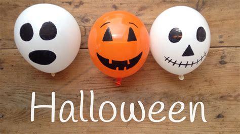 decoraciones de halloween decoracion para halloween con globos manualidades de