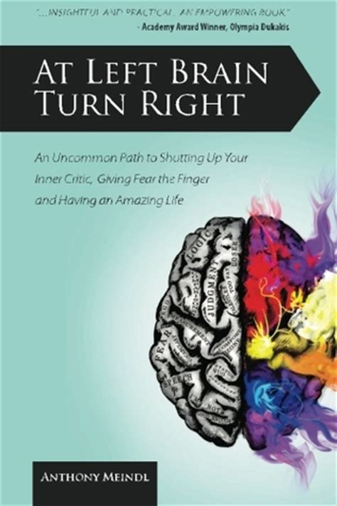 i m left books at left brain turn right by anthony meindl reviews