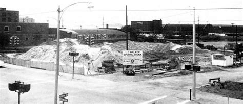 Plumbs Market Muskegon Mi by Downtown Muskegon Mi 1925 1970