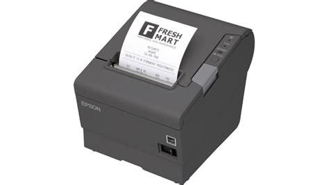 Printer Pos Thermal Receipt 57 5mm epson tm t88v thermal pos receipt printer pos printers