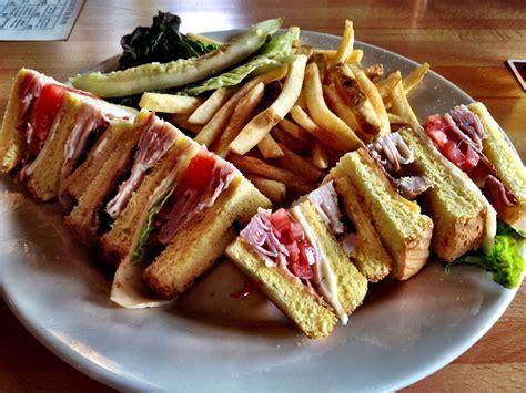 ham and turkey club sandwich recipe g v ham turkey club what s to eat today