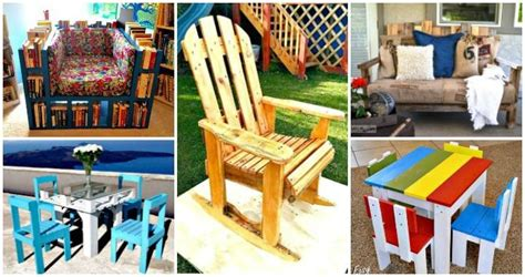 Pallet Furniture Diy Projects Craft Ideas How To S For 17 Pallet Chair Plans To Diy For Your Home At No Cost Diy Crafts