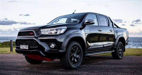 2019 Toyota Hilux by 2019 Toyota Hilux Engine Price Release Changes