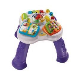 activity tisch baby ma table d 233 veil parlante 2 en 1 vtech jouets 1er 226 ge