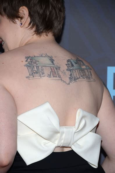eloise tattoo lena dunham artistic design tattoo tattoos lookbook