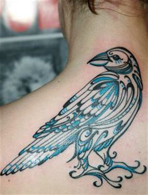 geometric tattoo raleigh raven tattoos norse raven tattoo image search results