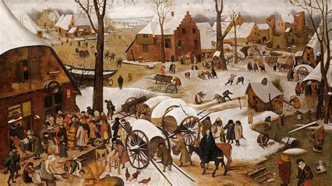 Pieter Brueghel the Younger: ?The Census at Bethlehem?