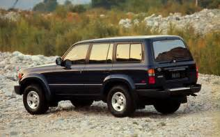 Toyota Land Cruiser 1996 1996 Toyota Land Cruiser Rear Photo 27