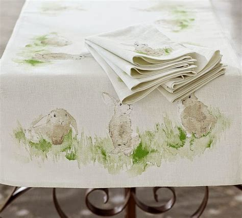 Easter Table Linens inspiration in stages table linens inspired for your